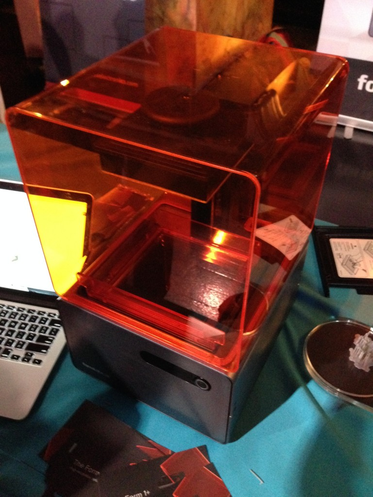 FormLabs 3D Desktop Printer